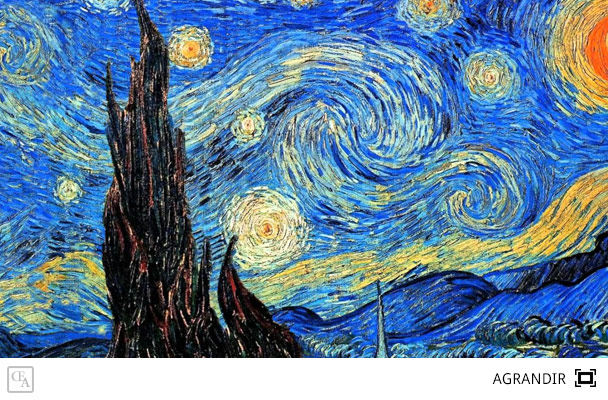 la nuit toil e vincent van gogh. Black Bedroom Furniture Sets. Home Design Ideas